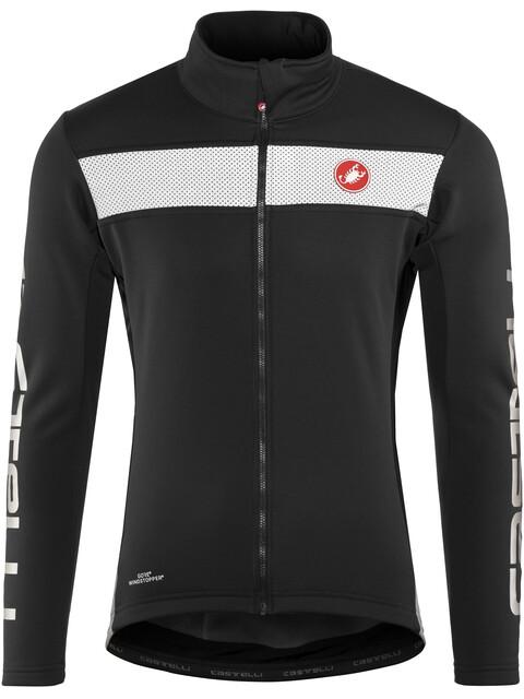 Castelli Raddoppia Jacket Men black